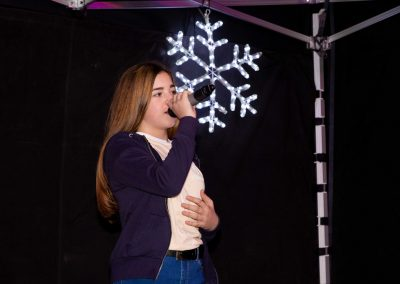 Paddock Wood Lights Up Stage